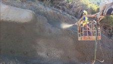 Yenigün İnşaat Star Rafinerisi Püskürtme Beton