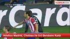 Mourinho, İlk Kez Atletico Madrid'le Berabere Kaldı