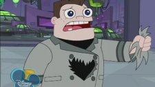 Phineas ve Ferb ''Yüreğimdeki Boşluk'' HD
