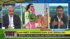 Mehmet Baransu'nun Beşiktaş İddiaları Olay Yarattı