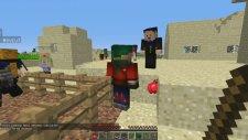 Minecraft Comes Alive Modlu Bölüm 1 Karım Ve Kızım