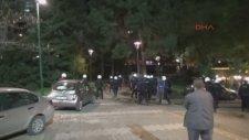 Bursaspor Taraftarına Polis Dayağı