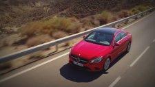 Mercedes CLA test sürüşü - sürüş izlenimi - yorum // ototest.tv