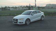Yeni Audi A3 Sedan test sürüşü - yorum - sürüş izlenimi // ototest.tv