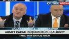 Ahmet Çakar'dan Bursa maçı için şok itham!