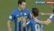 Stoch'un iki golü PAOK'a tur getirdi!