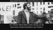 Adaleti savun! / Stand for Justice! - Hamza Andreas Tzortzis (Türkçe Altyazılı)