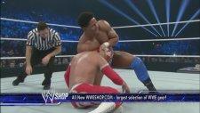 Rey Mysterio & Sin Cara vs. The Prime Time Players: SuperSmackDown LIVE, Nov. 6, 2012