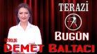 TERAZİ Burcu, GÜNLÜK Astroloji Yorumu,25 NİSAN 2014, Astrolog DEMET BALTACI Bilinç Okulu