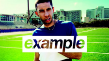 Example - One More Day (Stay With Me)