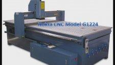 Nokta CNC Ahşap İşleme