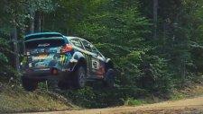 Ken Block WRC Zıplama Yavaş Çekim
