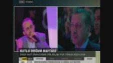 İşte Erdoğan'ı Duygulandıran O Türkü