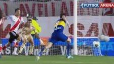 Superclasico'da zafer Boca'nın...