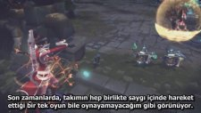 [TR Altyazı] League of Legends'ın KALBİ OLUN!