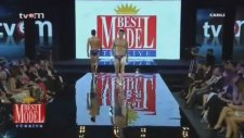 Best Model Of Turkey 2012 Erkek Adaylar Mayolu Geçiş