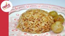 Şehriye Pilavı Tarifi | Nefis Yemek Tarifleri