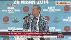 Erdoğan, Konya'da da Haşim Kılıç'a Yanıt Vermedi