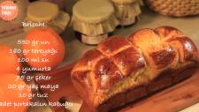 Brioche Ekmeği Tarifi - Kolay Fransız Brioche Ekmeği Nasıl Yapılır
