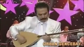Orhan Gencebay - Bozlak Bağlama Show