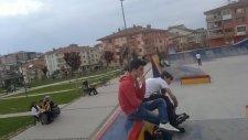 Ankara'da Paten