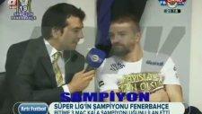 Fenerbahçe Şampiyonluk Kutlamaları - KADIKÖY - 2014 Sezonu  HAVAİ  FİŞEK GÖSTERİLERİ