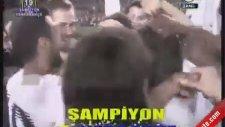 Şampiyon Fenerbahçe | Alper Potuk 'un Saçlarıne Kesti - FBTV - 27/04/2014