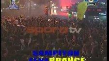 Şampiyon Fenerbahçe - Bağdat Caddesi'nde Yer Gök İnledi! FBTV - 27/04/2014