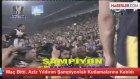 Sow, Şampiyonluk Sevincini Aziz Yıldırım'la Paylaştı
