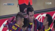 Şike İddialı Villarreal - Barcelona Maçı