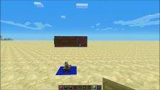 Türkçe Minecraft - Lehamam İle Redstone [gizli Merdiven]