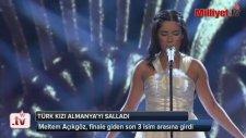 Türk Kızı Meltem Almanya'yı Salladı