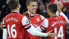 Arsenal 3-0 Newcastle United (Maç Özeti)