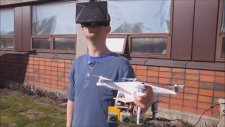 3D Gözlükle Uzaktan Kumandalı Uçak Kullanmak