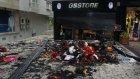 GS Store mağazasına yapılan saldırı