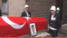 Kalp Krizi Geçirerek Ölen Polisin Cenazesi Defnedildi