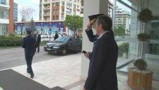 Korgeneral Ünal Ataç'ı Ziyaret Etti