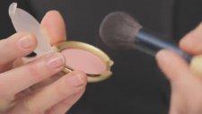 Makeup Application Jane Iredale PurePressed Blush