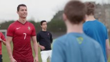 Nike Football: Winner Stays. Ft. Ronaldo, Neymar Jr., Rooney, Ibrahimovic, Iniesta & More