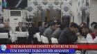 Şebinkarahisar Emniyeti Veda Yemeğinde Buluştu (bmg Tv)