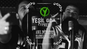 Anıl Piyancı - Sansar Salvo - Yeşil Oda Cypher