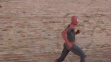 İşte Gerçek Örümcek Adam!