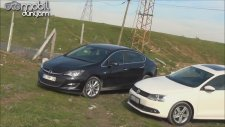 Karşılaştırma - Opel Astra Sedan ve VW Jetta