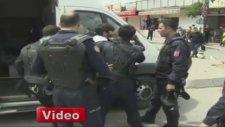 Sapanla Yakalanan Eylemciden İlginç Savunma