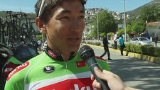 50.cumhurbaşkanlığı Bisiklet Turu Röportajları / Wings Of Sports