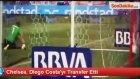 Chelsea Yeni Drogba'sını Buldu: Diego Costa