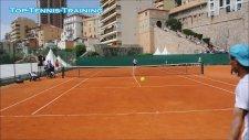 Nadal vs Ferrer Antrenman Maçı - 2014