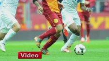 Galatasaray 3-2 Gençlerbirliği - Maçı (Fotoğraflarla)