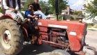 Davulcu Traktör Sürerse