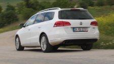 Test - VW Passat Variant